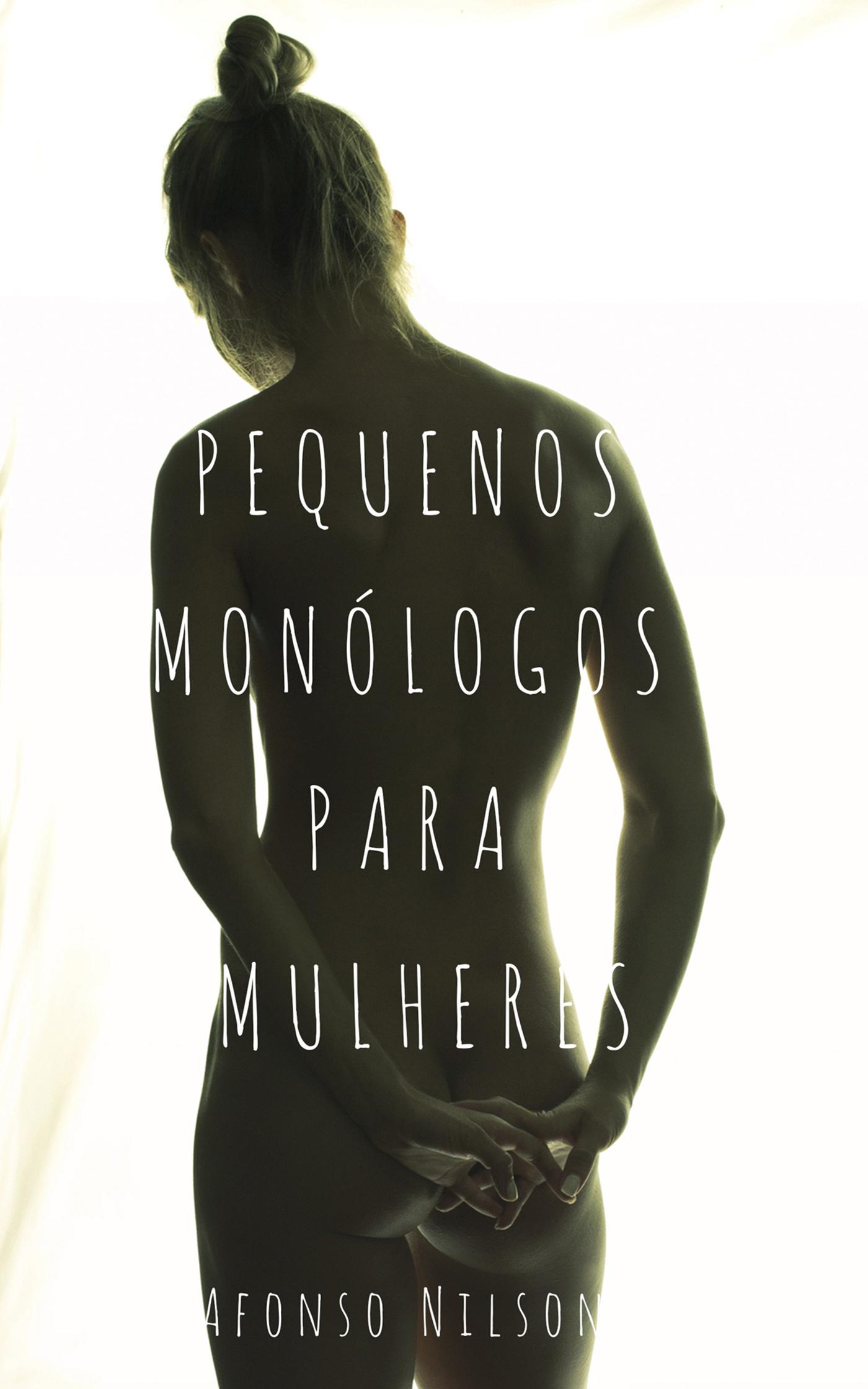 capa Pequenos monólogos para mulheres