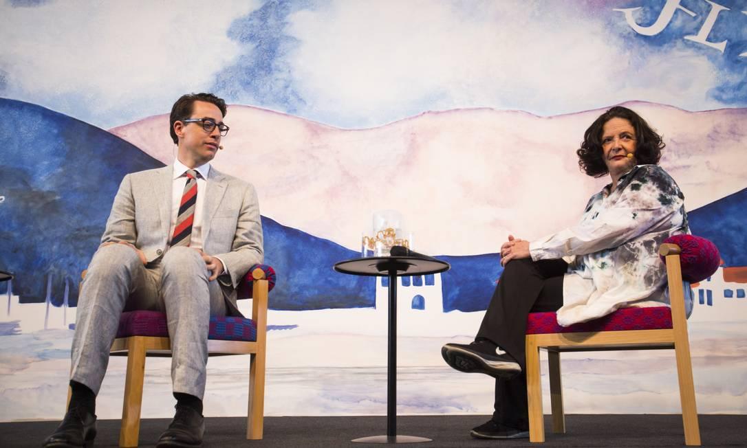 Heloisa Buarque e Benjamin Moser aproximam Ana C. e Clarice