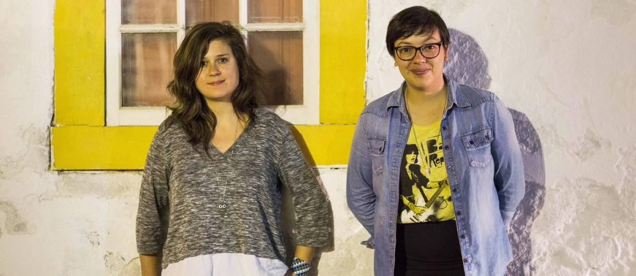 Vencedoras do Prêmio Jabuti, Carol Rodrigues e Natalia Borges Polesso se encontram na Flip