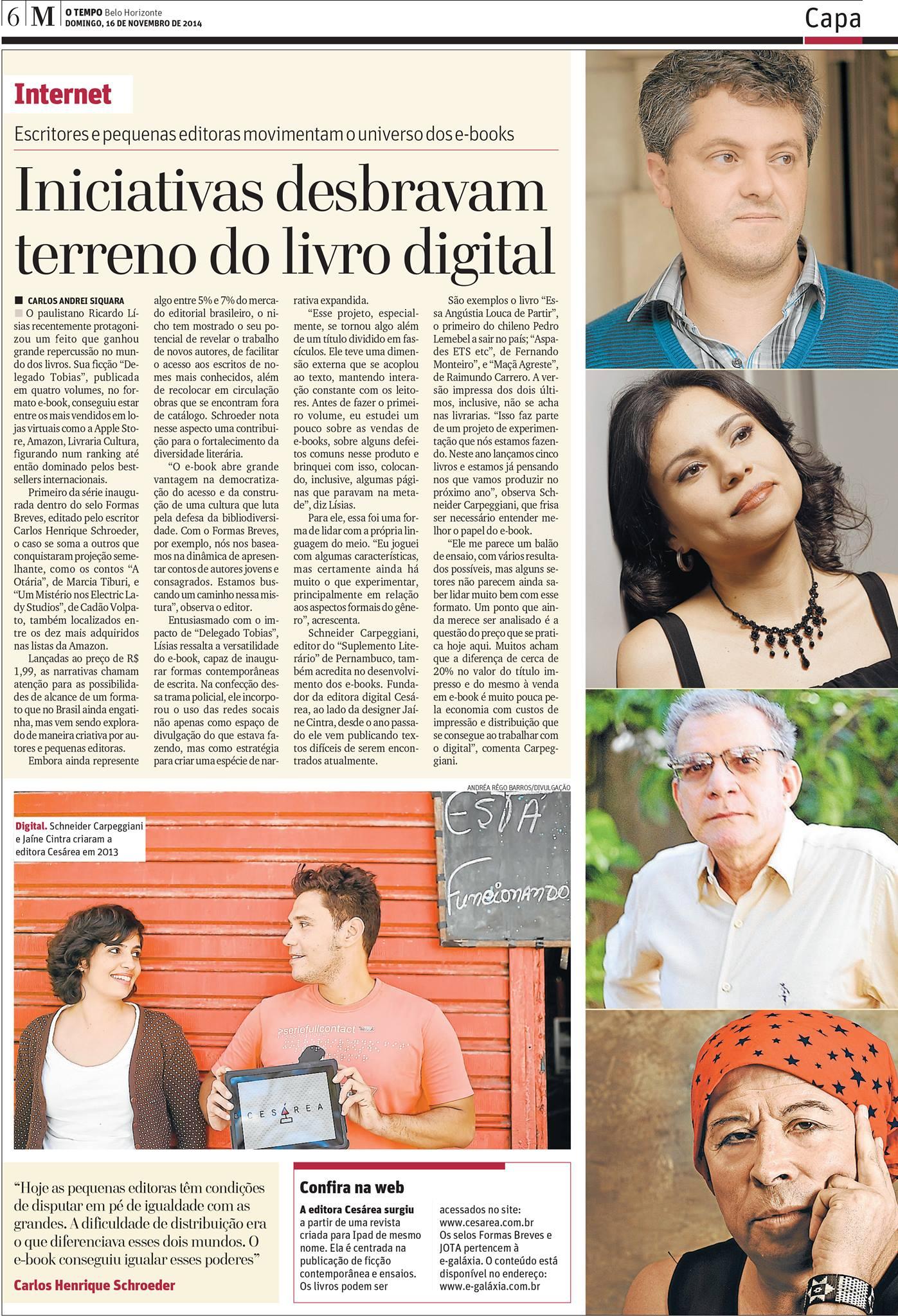 Iniciativas desbravam terreno do livro digital