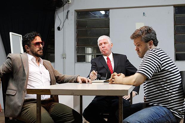 Obra de Ricardo Lísias que se tornou caso de polícia vira livro e peça teatral